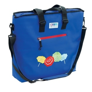 RIO Gear Deluxe Insulated Tote Bag with Bottle Opener - Blue