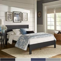 Davidson Horizontal Panel Platform Bed by iNSPIRE Q Classic