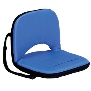 RIO Gear Bleacher Boss MyPod Stadium Seat- Steel Blue