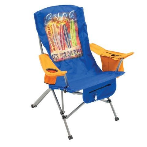 Margaritaville Suspension Chair - Bring Your Own Board - Teal/Orange