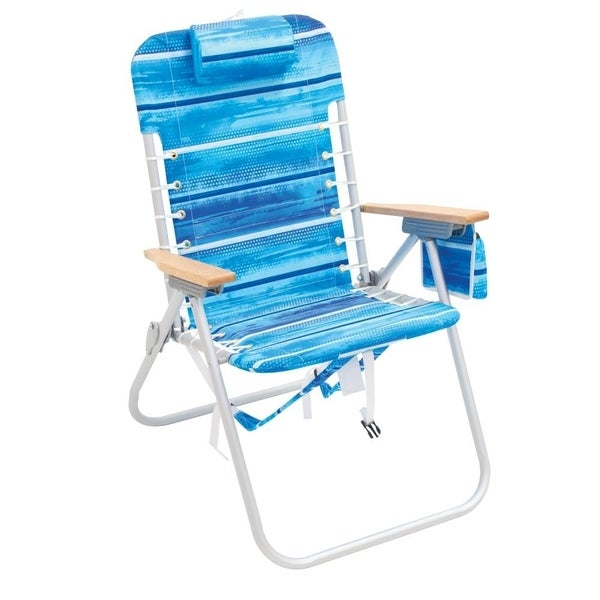 Shop RIO Gear 4-Position Hi-Boy Backpack Beach Chair ...