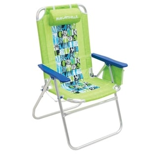 Margaritaville Big Shot Beach Chair Lime