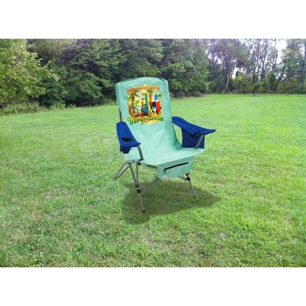 Phenomenal Margaritaville Suspension Chair Just Another Day In Paradise Green Blue Gmtry Best Dining Table And Chair Ideas Images Gmtryco