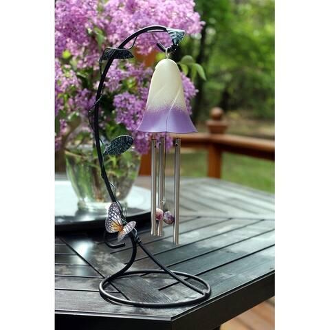Handmade Belle Fleur Solar Powered Indoor Chime