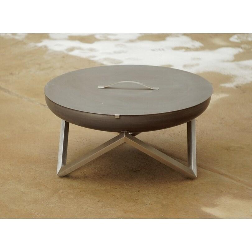 Curonian Lid 37.4 Rusting or Stainless Steel (Steel)