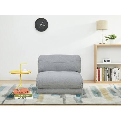 Brea Convertible Chair Futon