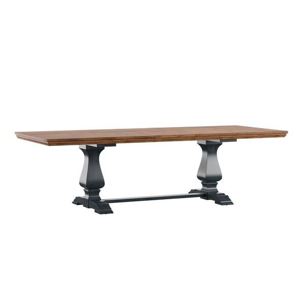 86 104 Inch Dining Table With Leaf