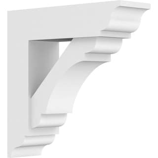 Standard Olympic Architectural Grade PVC Bracket with Traditional Ends