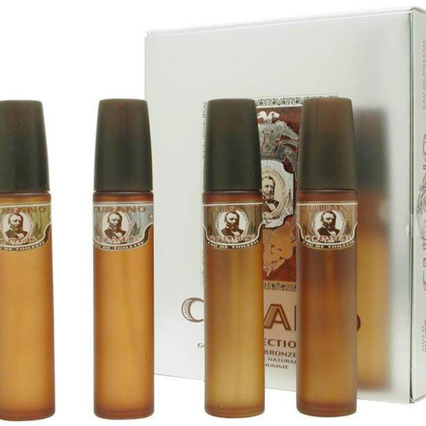 Cubano Variety 4-piece Gift Set for Men