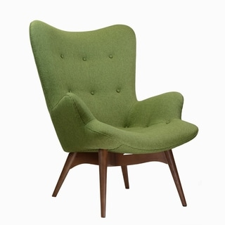 Link to Aussie Style Contour Chair in Green Similar Items in Living Room Chairs