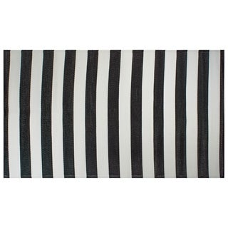 DII Striped Outdoor Rug