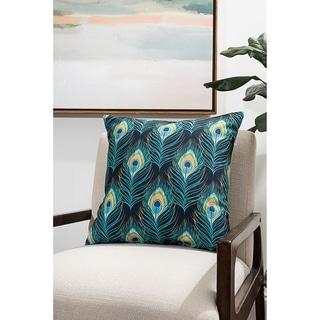 Porch & Den Gadwall Modern Pillow (Accent - 18 x 18 - Polyester)