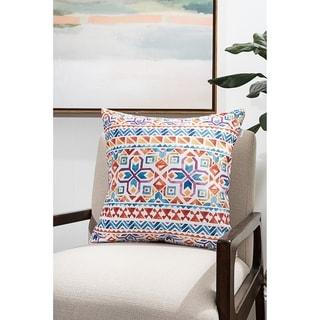 Tribal Modern Pillow (Accent - 18 x 18 - Polyester)