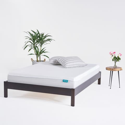 OkiOki 10-Inch Graphite Foam Mattress - OkiFirm