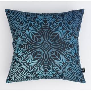 Green Geometric Modern Pillow