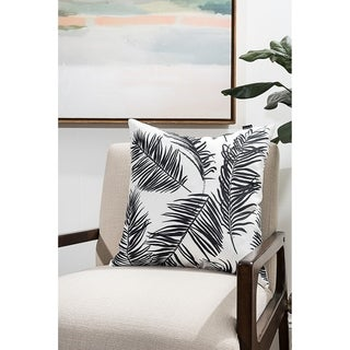 Tropic Modern Pillow (Accent - 18 x 18 - Polyester)