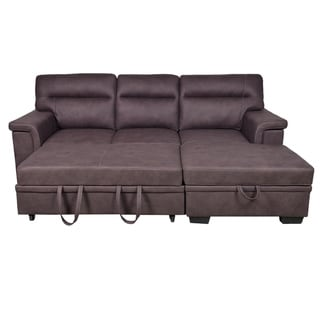 Copper Grove Zuhres Sleeper Sectional