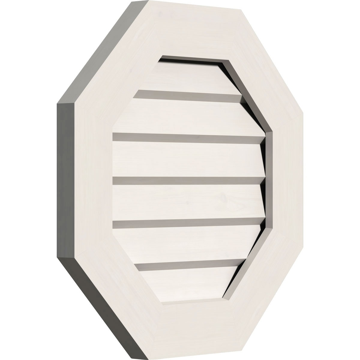 Octagonal Gable Vent (Non-Functional / 22W x 22H)