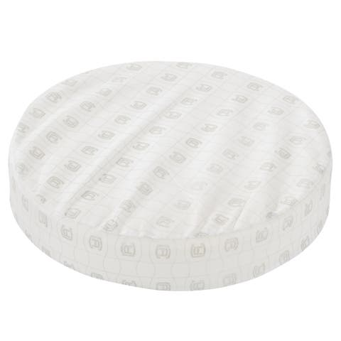 "Classic Accessories Round Patio Cushion Foam - 2"" Thick - High-Density Foam"