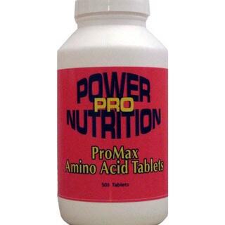 ProMax Amino 500 Bodybuilder Formula (500 Tablets)
