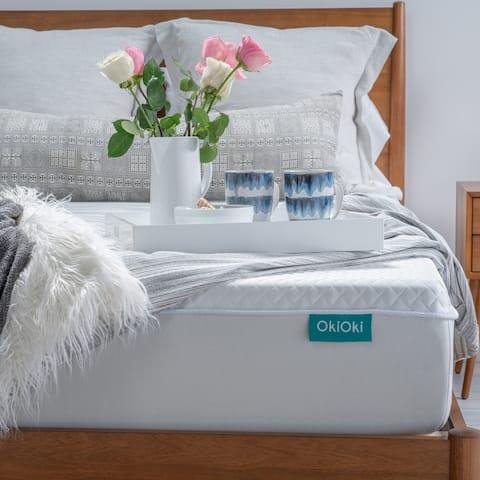 OkiOki 10-Inch Memory Foam Mattress - OkiSoft