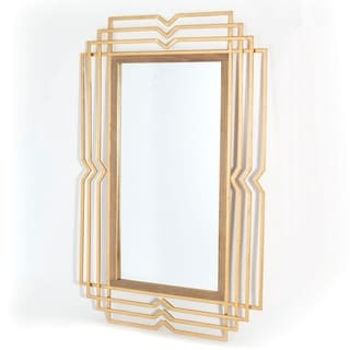 Selena Mirror - Antique Gold