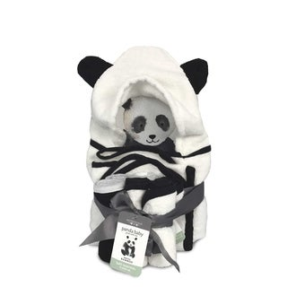 BedVoyage Rayon from Bamboo / Viscose Panda Baby Bath Essentials
