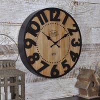 "FirsTime & Co.® Langton Wall Clock - 11"""