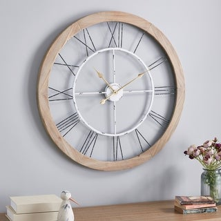FirsTime & Co.® Annabel Farmhouse Wall Clock