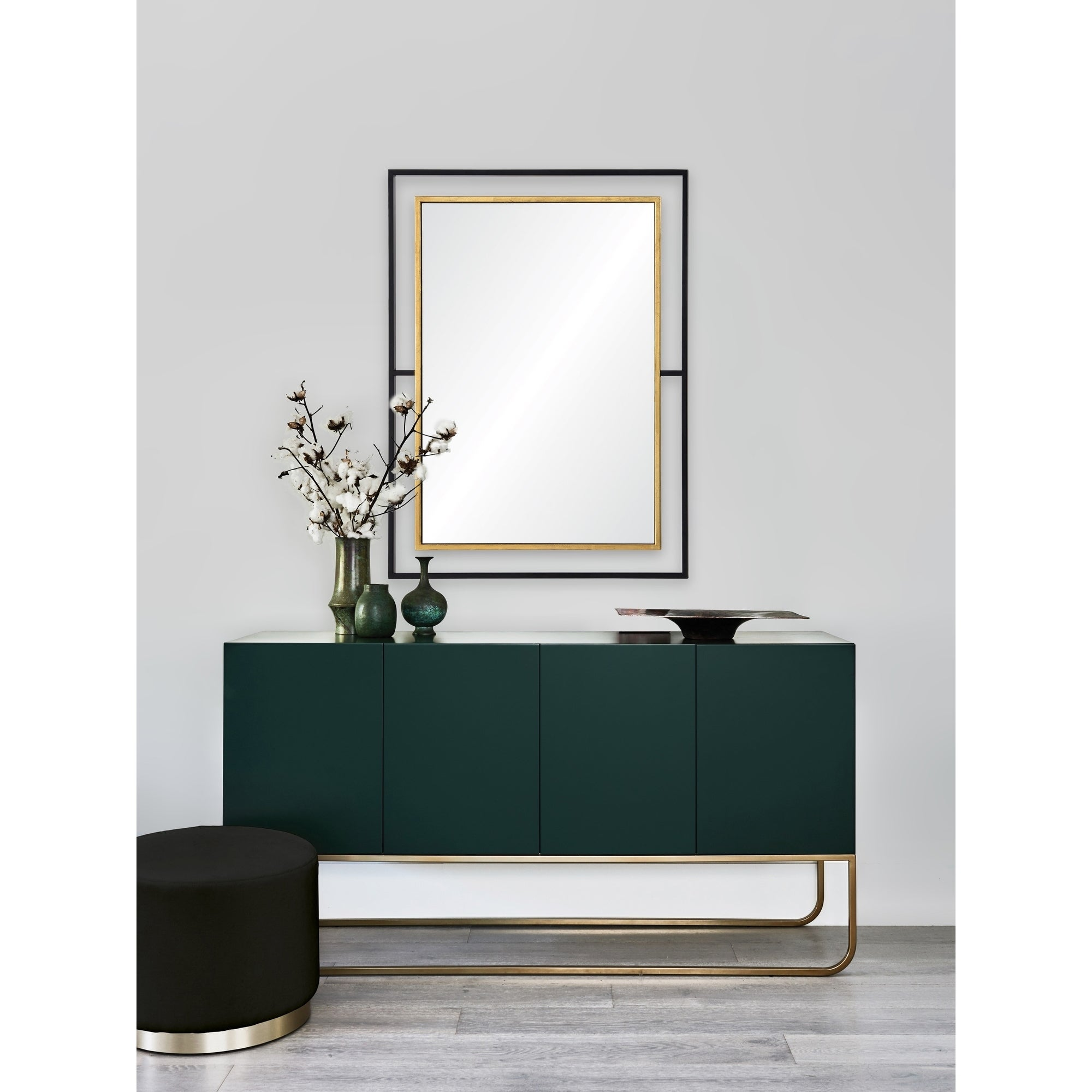 e86fe18edf7 Buy Metal Renwil Mirrors Online at Overstock