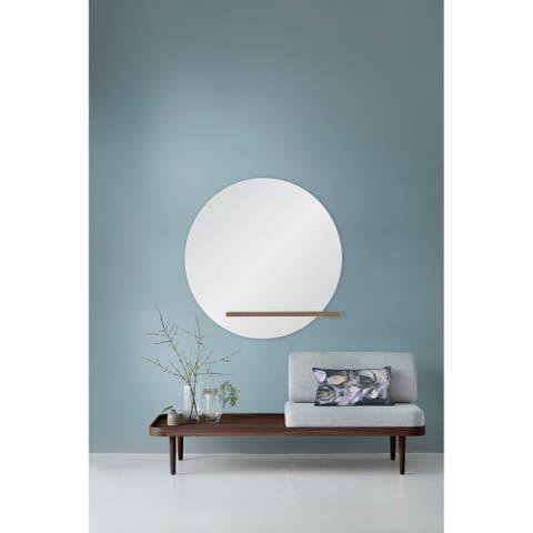 Renwil Bassett Round Mirror