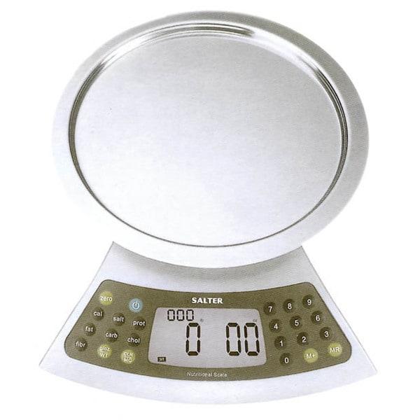 Salter Nutritional Kitchen Scale 1400