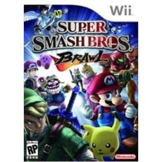 Wii - Super Smash Bros Brawl