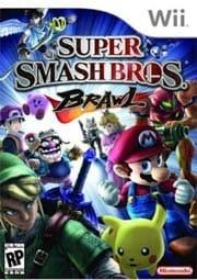 Wii - Super Smash Bros Brawl