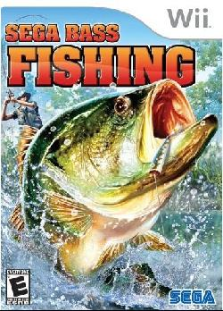 Wii - Sega Bass Fishing