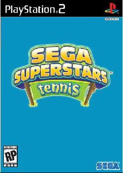 PS2 - SEGA Superstars Tennis