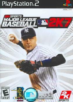 PS2 - Major League Baseball 2K7