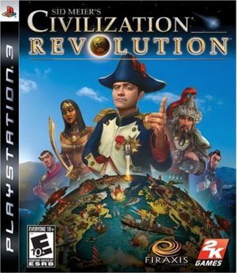 PS3 - Civilization Revolution