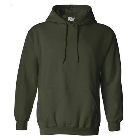 One Country United Men's Hoodies Soft & Cozy Hooded Sweatshirts