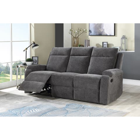 Eldon Tufted Reclining Sofa by Greyson Living