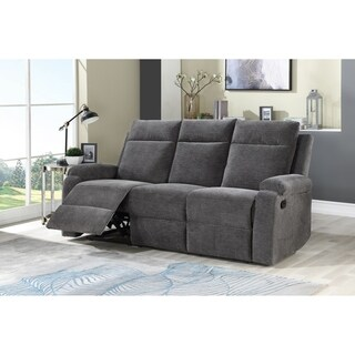 Eldon Tufted Reclining Sofa by Greyson Living
