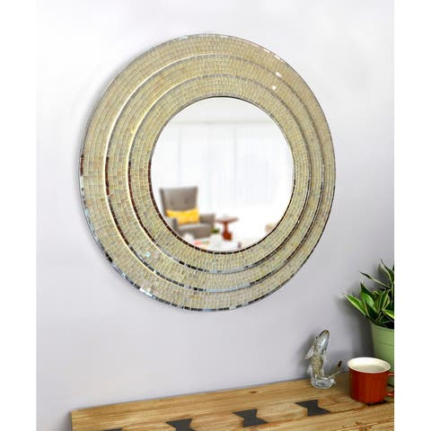 . Buy Yellow  Modern   Contemporary Mirrors Online at Overstock   Our