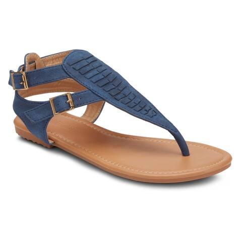 41893fe1972d Buy Blue Women s Sandals Online at Overstock