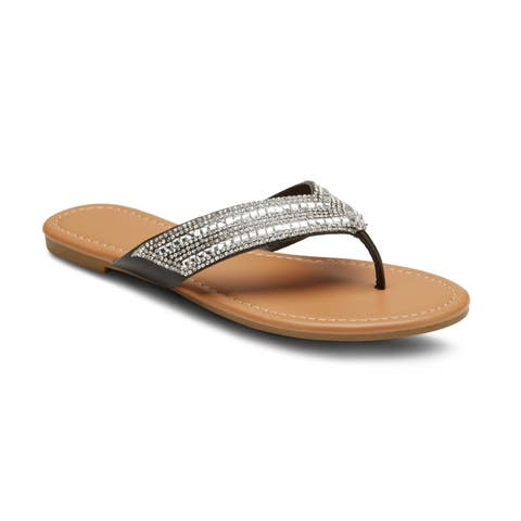 Olivia Miller 'Love, Need, Want' Sandals