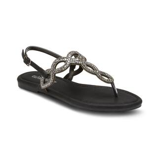Olivia Miller 'Candy Kisses' Sandals