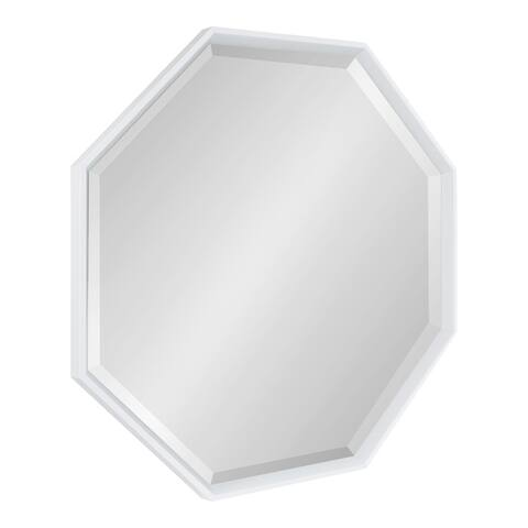 Buy White Octagon Mirrors Online At Overstock Our Best Decorative
