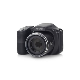 "Link to Minolta 20 Mega Pixels High Wi-Fi Digital Camera with 35x Optical Zoom, 1080p HD Video, 3"" LCD,  and 8GB SD (Black) Similar Items in Digital Cameras"
