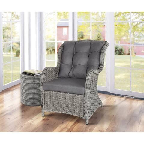 Bay Breeze Indoor Outdoor Rattan Chair