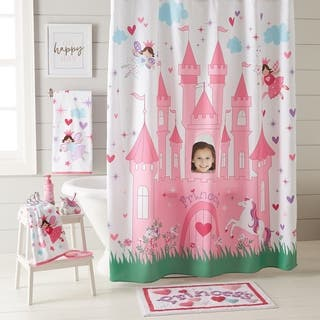 Dream Factory 4 Piece Extra Value Kids Bathroom Accessories Collection