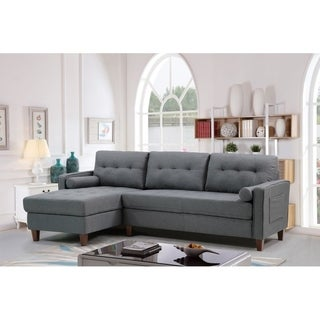 Weatherall Tufted Sectional Reversible